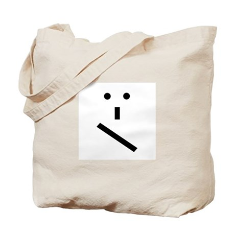 :-/ I'm confused! Tote Bag