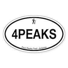 Four Peaks Trail