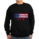 USA Vintage Sweatshirt (dark)