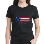 USA Vintage Women's Dark T-Shirt