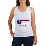 USA Vintage Women's Tank Top