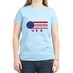 USA Vintage Women's Light T-Shirt