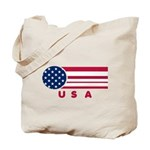 USA Vintage Tote Bag