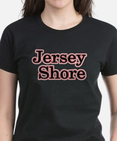 Jersey Shore Red Tee