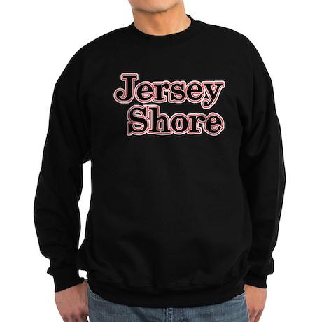 Jersey Shore Red Sweatshirt (dark)