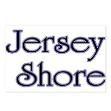 Jersey Shore Blue Postcards (Package of 8)