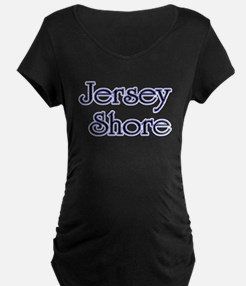 Jersey Shore Blue T-Shirt
