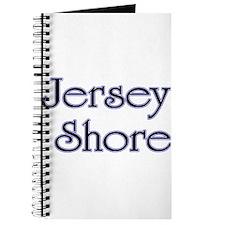 Jersey Shore Blue Journal