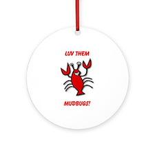 MUDBUGS Ornament (Round)