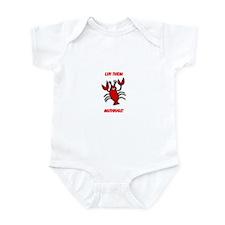 MUDBUGS Infant Bodysuit