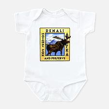 Denali National Park and Pres Infant Bodysuit
