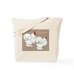 Bantam Cochins Tote Bag