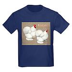 Bantam Cochins Kids Dark T-Shirt