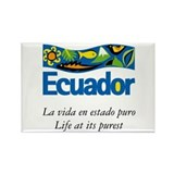 Ecuador Magnets