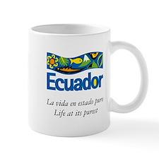 Funny Ecuador Mug