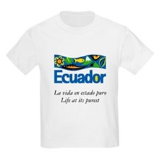 Unique Ecuador T-Shirt