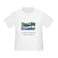 Unique Ecuador T