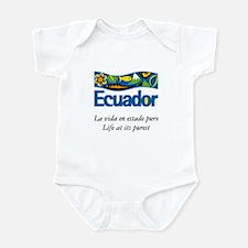 Ecuador_la_vida_en_estado_puro Body Suit