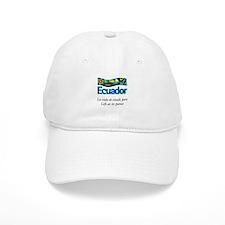 Cute Ecuador Baseball Cap