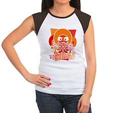 Daredevil Mascot Cap Sleeve T-Shirt