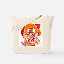 Daredevil Mascot Tote Bag