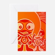 Daredevil Mascot HT Greeting Cards (10 Pack)