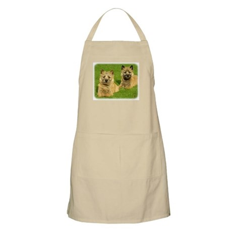 Cairn Terrier puppies 9W048D-035 Apron