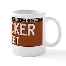 Bleecker Street in NY Mug