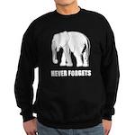 Never Forgets Sweatshirt (dark)