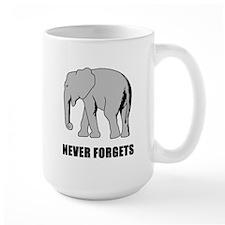 Never Forgets Mug