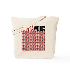 Santa Woods Hoes Tote Bag