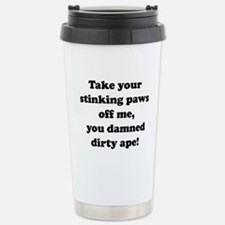 Cute Apes Travel Mug