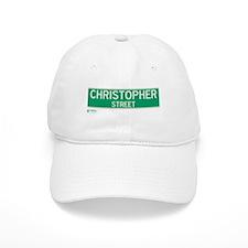 Christopher Street in NY Baseball Cap