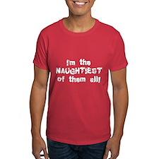 Naughtiest T-Shirt