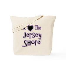 I love the jersey shore Tote Bag