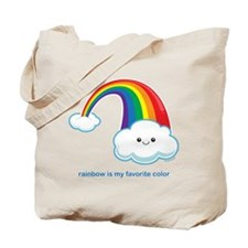 Rainbow! Tote Bag