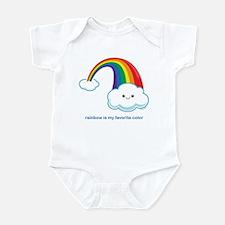 Rainbow! Infant Bodysuit