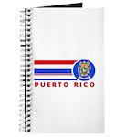 Puerto Rico Vintage Journal