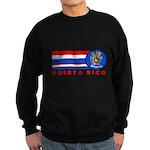 Puerto Rico Vintage Sweatshirt (dark)