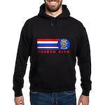 Puerto Rico Vintage Hoodie (dark)