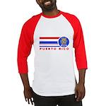 Puerto Rico Vintage Baseball Jersey