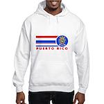 Puerto Rico Vintage Hooded Sweatshirt