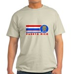 Puerto Rico Vintage Light T-Shirt