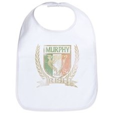 Murphy Irish Crest Bib