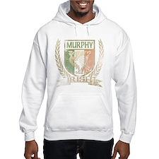 Murphy Irish Crest Hoodie