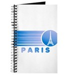 Paris Eiffel Tower Vintage Journal