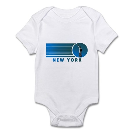 New York Vintage Infant Bodysuit