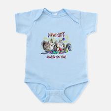 Squirrels NY Infant Bodysuit