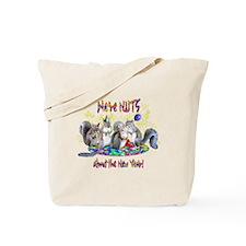 Squirrels NY Tote Bag