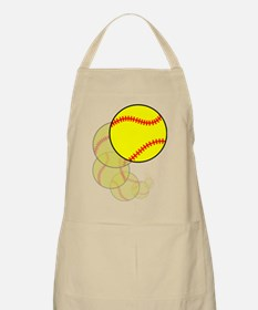 Softball Wave Apron